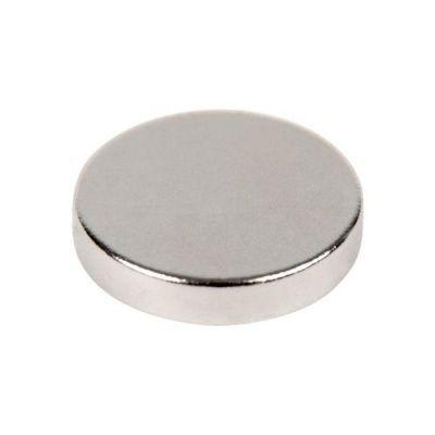 Магнит неодимовый диск 12х1.5 мм