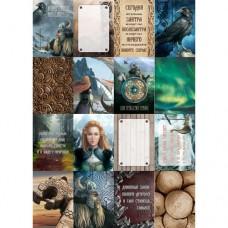 Набор карточек Викинги