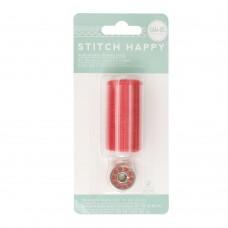 Шнур для шитья и декора Stitch Happy - Red
