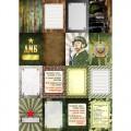 Набор карточек Дембельский альбом