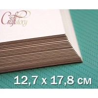 Пивной картон 12,7 х 17,8 см (5 х 7 inch)