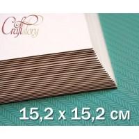 Пивной картон 15,2 х 15,2 см (6 х 6 inch)