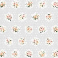 Бумага для скрапбукинга Мечты невесты. Счастье 30,5 х 30,5