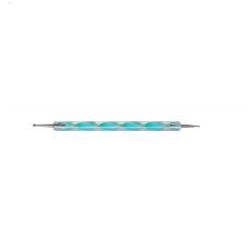 Палочка для биговки и тиснения, голубая