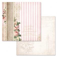 Набор бумаги Сад герцогини 15 x 15 см