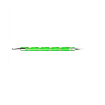 Палочка для биговки и тиснения, зеленая