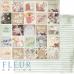 Набор бумаги Сладкие праздники 15 x 15 см