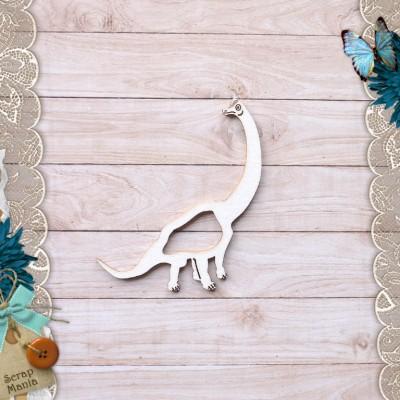 Шейкер. Эра динозавров. Диплодок маленький