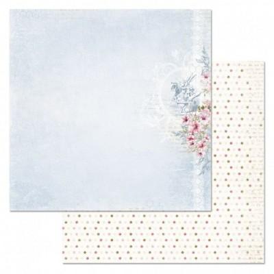 Бумага для скрапбукинга Алиса в сказке. Глашатай 30,5х30,5 см