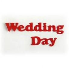 Нож для вырубки Wedding Day