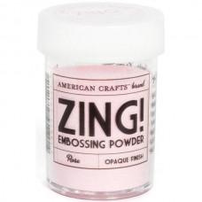 Пудра для эмбоссинга ZING Pink