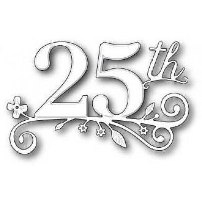 Нож для вырубки Twenty Fifth Celebration