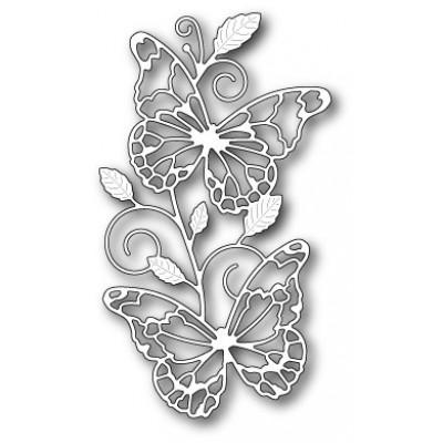 Нож для вырубки Waltzing Butterflies