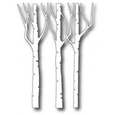 Нож для вырубки Birch Trio