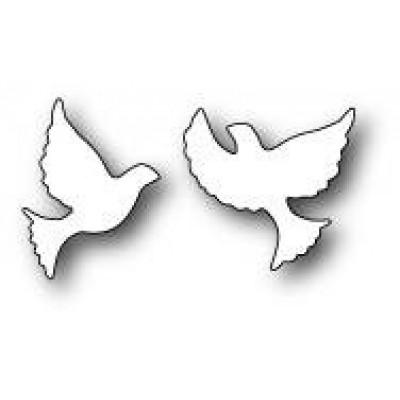 Нож для вырубки Peace Doves