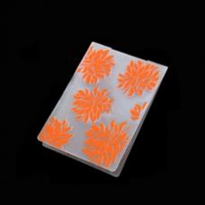 Папка для тиснения Цветы 2