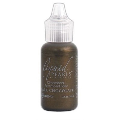 Liquid Pearls Жидкий жемчуг DARK CHOCOLATE