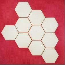 Многоугольники, 10 шт