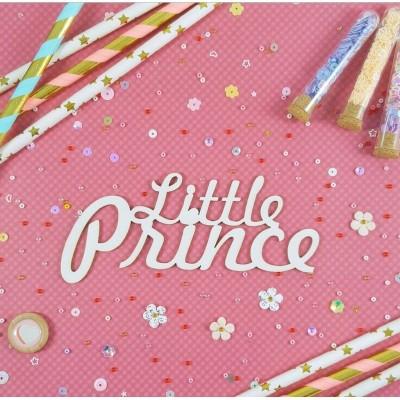 Заготовка для тиснения Little Prince