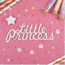 Заготовка для тиснения Little Princess