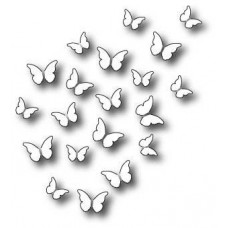 Нож для вырубки Peaceful Butterfly Wings