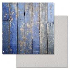 Бумага для скрапбукинга Идеальный мужчина — Старая дверь 30,5 Х 30,5