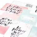Набор карточек Project Life — Inspire