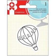 Силиконовый штамп Balloon