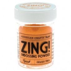 Пудра для эмбоссинга ZING Apricot