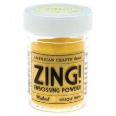 Пудра для эмбоссинга ZING Mustard