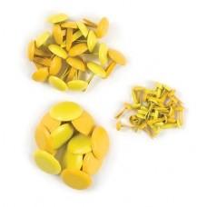 Набор брадсов, желтый