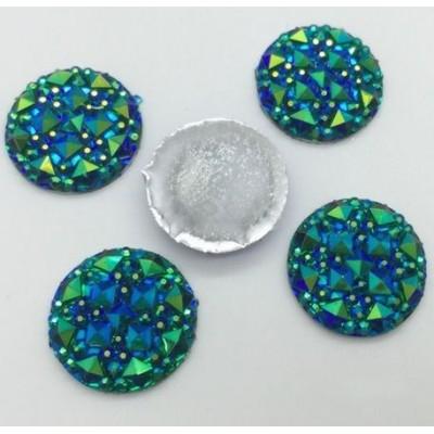 Стразы Emerald 7 мм