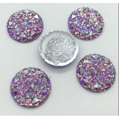 Стразы Purple 7 мм