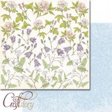 Набор бумаги Аромат цветов 30,5 х 30,5 см