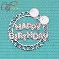 Чипборд Happy Birthday