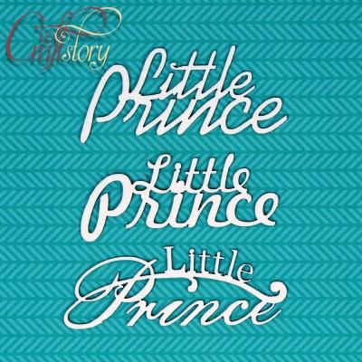 Чипборд Little Prince