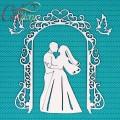 Чипборд Свадьба