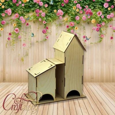 Двойной чайный домик