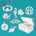 Чипборд Подводный Мир
