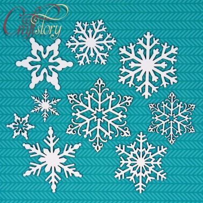 Чипборд Первый Снег