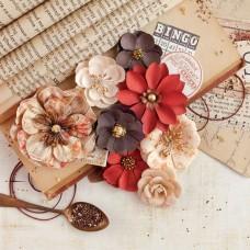 Бумажные цветы Vintage Emporium — Opera