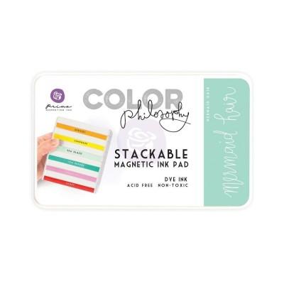 Чернильная подушечка Color Philosophy- Mermaid Hair