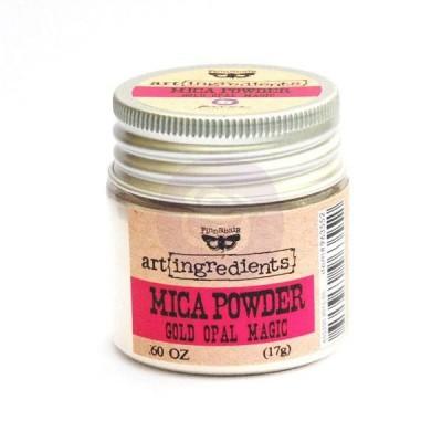 Краска-порошок Art Ingredients Mica Powder Gold Opal Magic