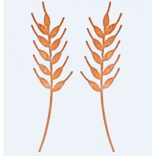 Нож для вырубки Wheat Heads