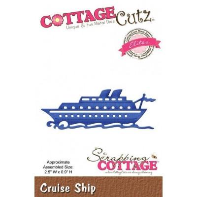Нож для вырубки Cruise Ship