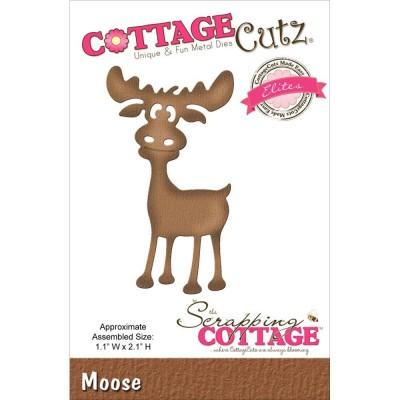 Нож для вырубки Moose