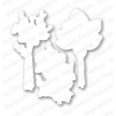Нож для вырубки Flower Trio