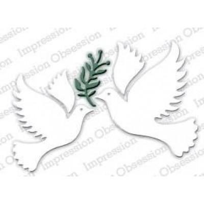 Нож для вырубки Peace Dove