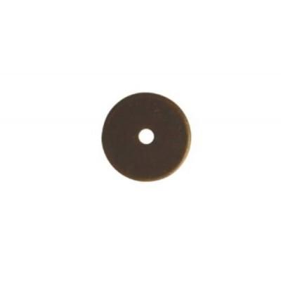 Металлическое украшение шайба 10 мм