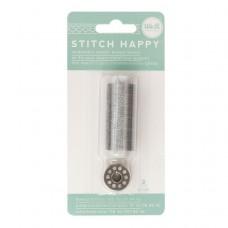 Шнур для шитья и декора Stitch Happy — Metallic Silver